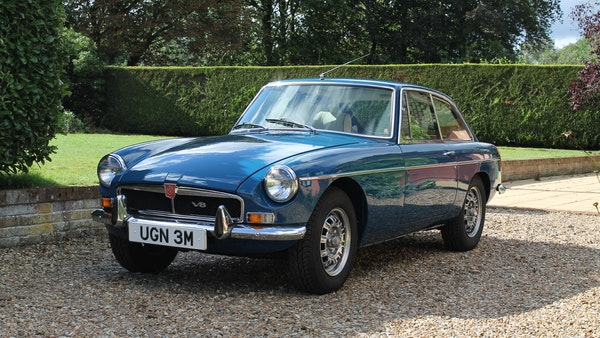 1973 MGB GT V8 For Sale (picture 1 of 142)