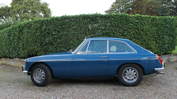1973 MGB GT V8 For Sale (picture 26 of 142)