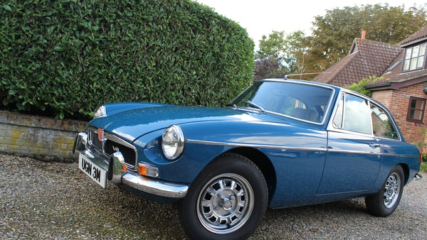 1973 MGB GT V8 For Sale (picture 23 of 142)