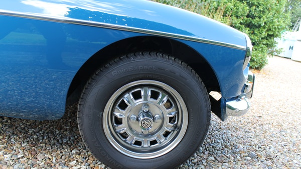 1973 MGB GT V8 For Sale (picture 34 of 142)