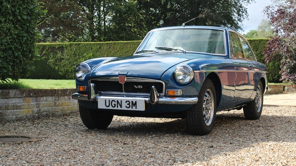 1973 MGB GT V8 For Sale (picture 6 of 142)