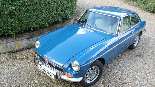 1973 MGB GT V8 For Sale (picture 24 of 142)
