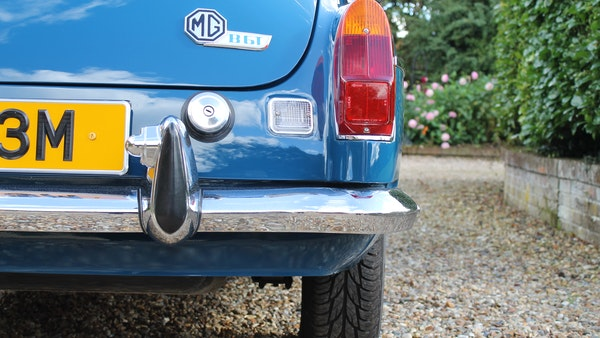1973 MGB GT V8 For Sale (picture 67 of 142)