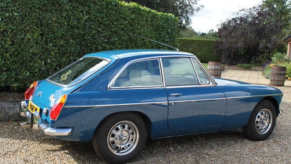 1973 MGB GT V8 For Sale (picture 22 of 142)
