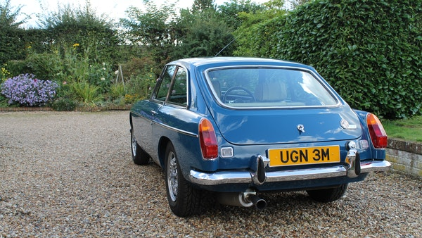 1973 MGB GT V8 For Sale (picture 14 of 142)