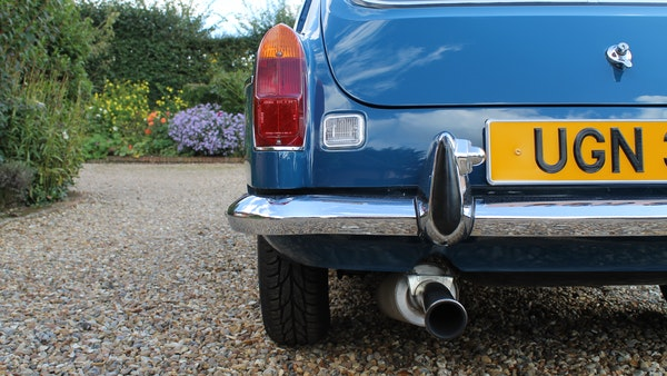 1973 MGB GT V8 For Sale (picture 71 of 142)