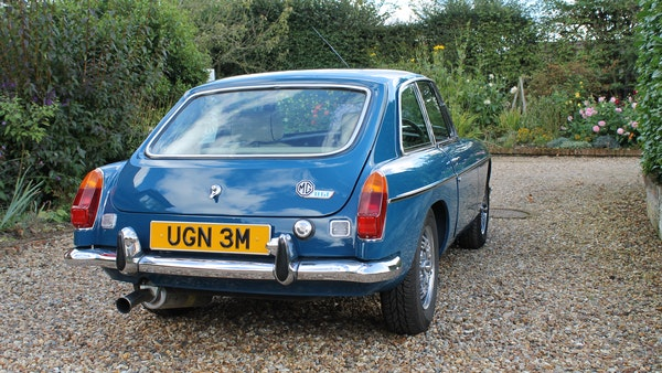 1973 MGB GT V8 For Sale (picture 13 of 142)