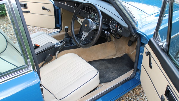 1973 MGB GT V8 For Sale (picture 36 of 142)