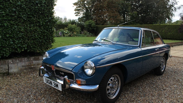 1973 MGB GT V8 For Sale (picture 16 of 142)