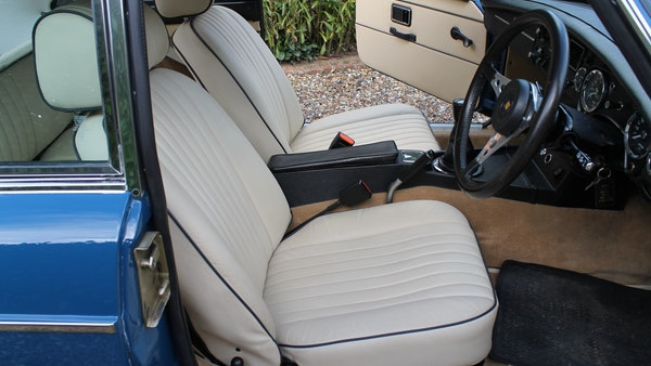 1973 MGB GT V8 For Sale (picture 56 of 142)