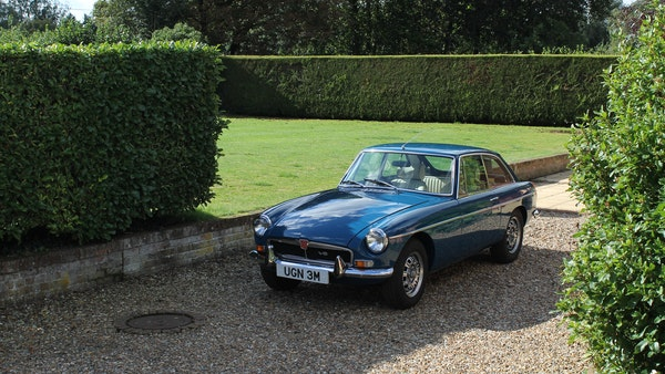 1973 MGB GT V8 For Sale (picture 8 of 142)