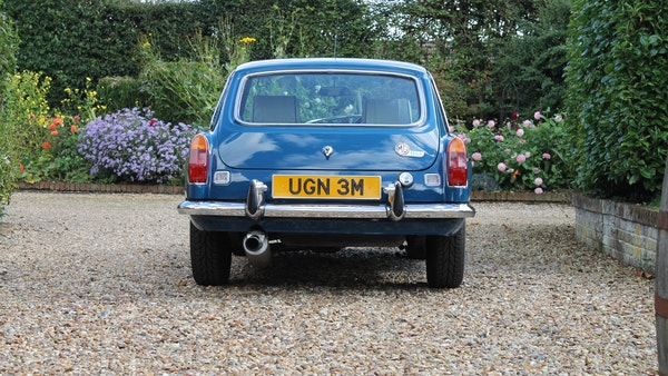 1973 MGB GT V8 For Sale (picture 10 of 142)