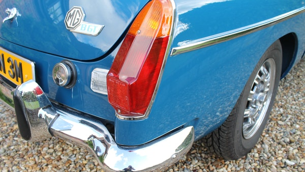 1973 MGB GT V8 For Sale (picture 68 of 142)