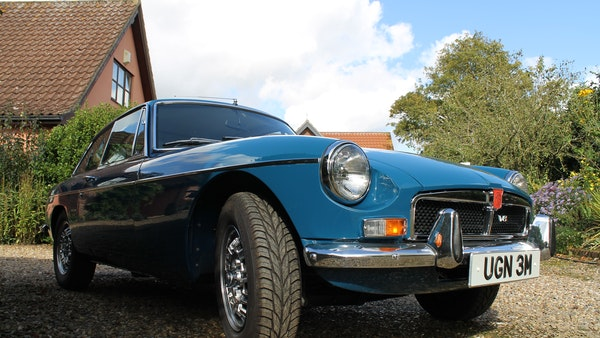 1973 MGB GT V8 For Sale (picture 29 of 142)