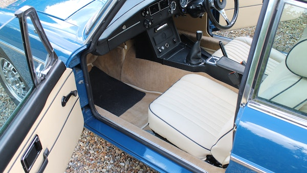 1973 MGB GT V8 For Sale (picture 55 of 142)