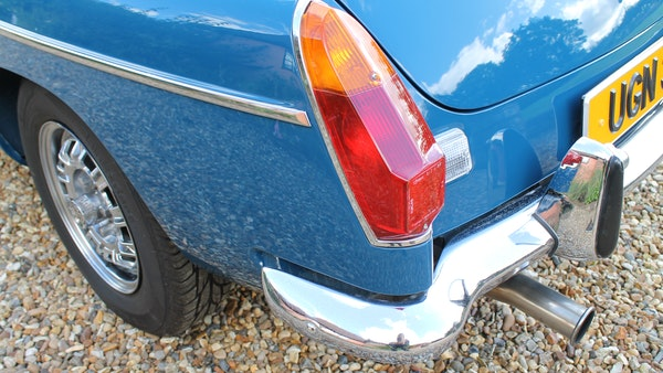 1973 MGB GT V8 For Sale (picture 70 of 142)