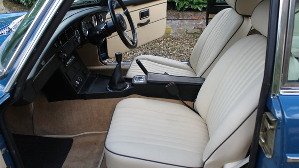 1973 MGB GT V8 For Sale (picture 47 of 142)