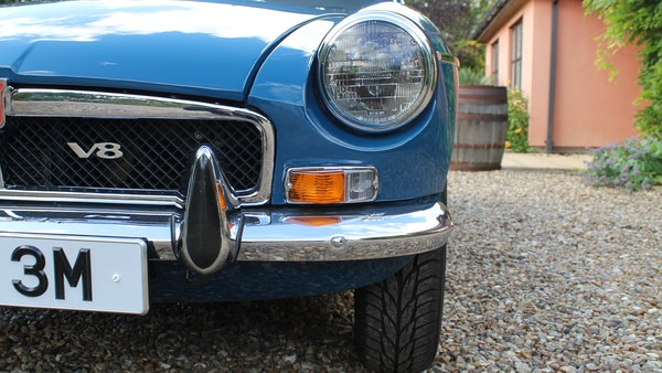 1973 MGB GT V8 For Sale (picture 88 of 142)