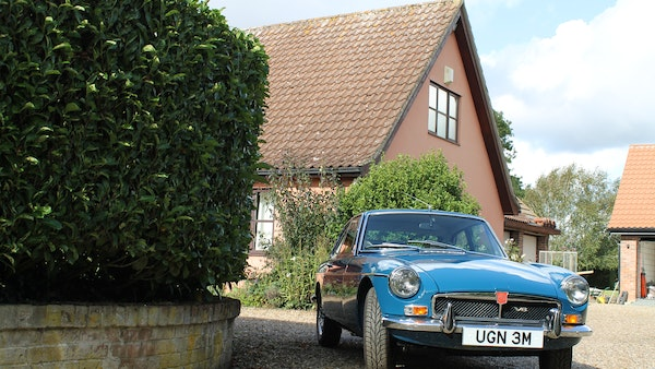 1973 MGB GT V8 For Sale (picture 27 of 142)