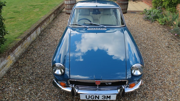 1973 MGB GT V8 For Sale (picture 15 of 142)