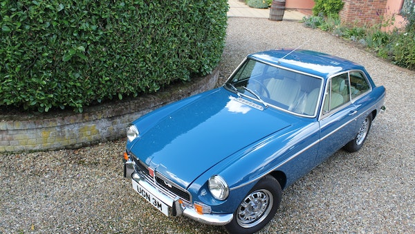1973 MGB GT V8 For Sale (picture 18 of 142)