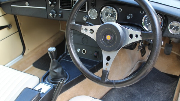 1973 MGB GT V8 For Sale (picture 41 of 142)