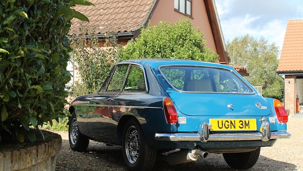 1973 MGB GT V8 For Sale (picture 21 of 142)