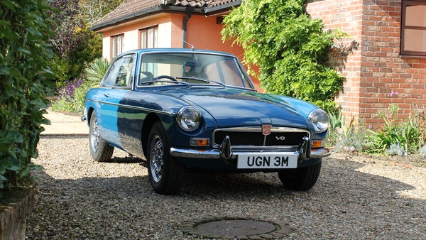1973 MGB GT V8 For Sale (picture 7 of 142)