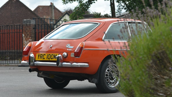 1974 MGB GT V8 For Sale (picture 41 of 170)