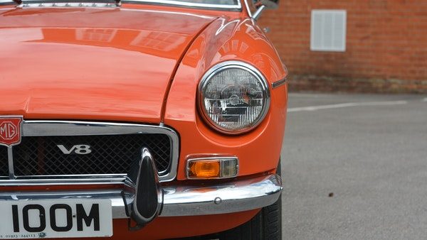 1974 MGB GT V8 For Sale (picture 29 of 170)