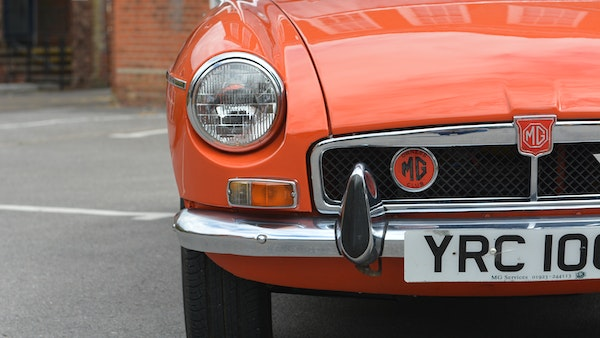 1974 MGB GT V8 For Sale (picture 28 of 170)
