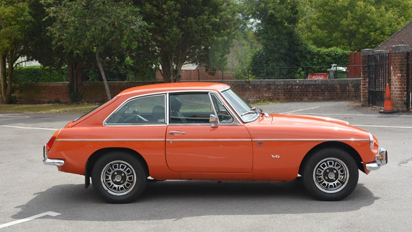 1974 MGB GT V8 For Sale (picture 6 of 170)