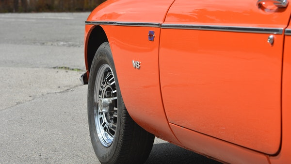 1974 MGB GT V8 For Sale (picture 31 of 170)