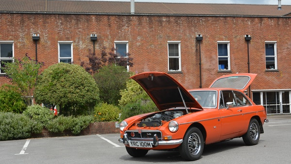 1974 MGB GT V8 For Sale (picture 55 of 170)