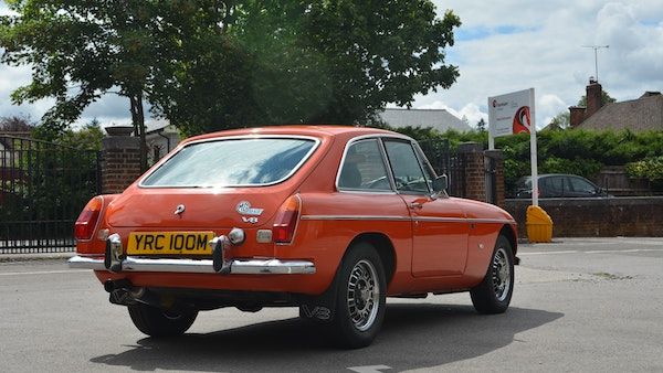 1974 MGB GT V8 For Sale (picture 13 of 170)