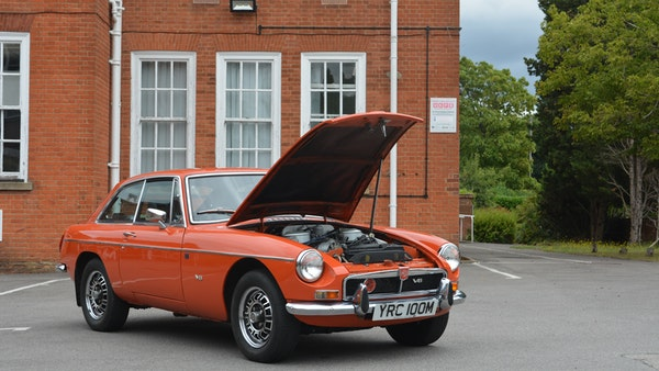 1974 MGB GT V8 For Sale (picture 60 of 170)