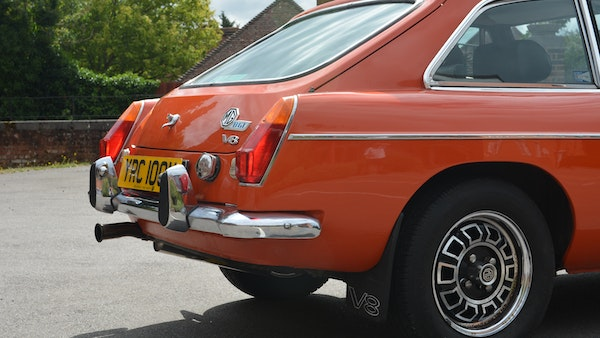 1974 MGB GT V8 For Sale (picture 12 of 170)