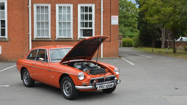 1974 MGB GT V8 For Sale (picture 62 of 170)