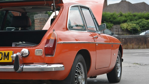1974 MGB GT V8 For Sale (picture 59 of 170)