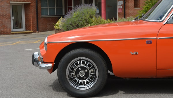 1974 MGB GT V8 For Sale (picture 22 of 170)