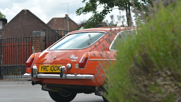 1974 MGB GT V8 For Sale (picture 40 of 170)