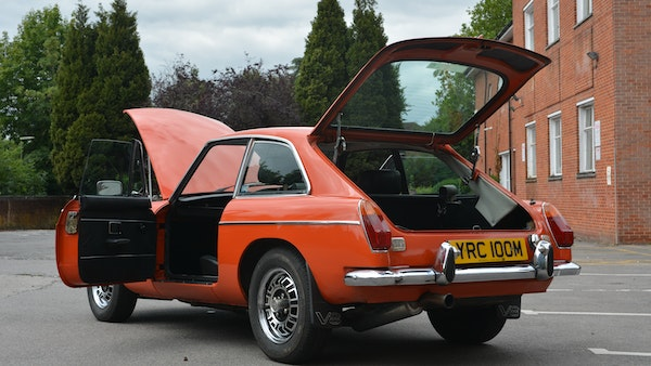 1974 MGB GT V8 For Sale (picture 52 of 170)