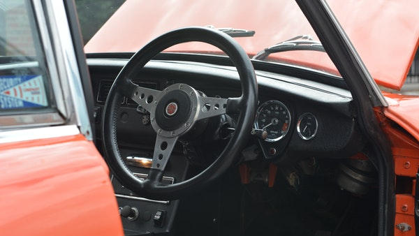 1974 MGB GT V8 For Sale (picture 70 of 170)