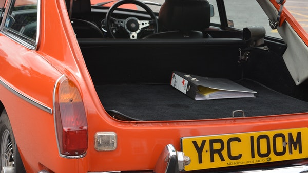 1974 MGB GT V8 For Sale (picture 153 of 170)