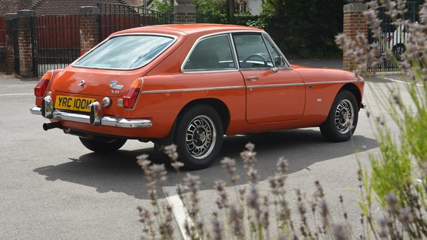 1974 MGB GT V8 For Sale (picture 15 of 170)