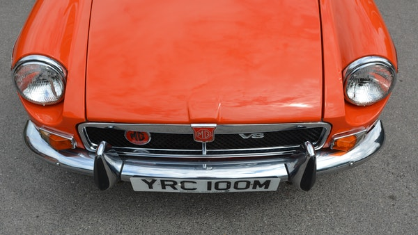 1974 MGB GT V8 For Sale (picture 27 of 170)