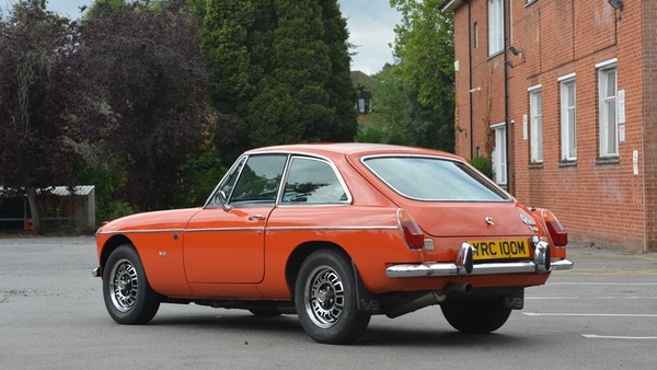 1974 MGB GT V8 For Sale (picture 38 of 170)