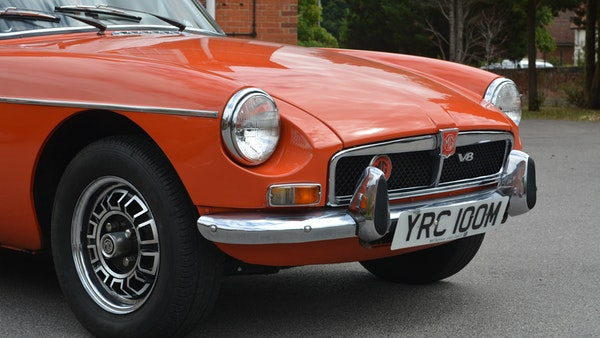 1974 MGB GT V8 For Sale (picture 23 of 170)