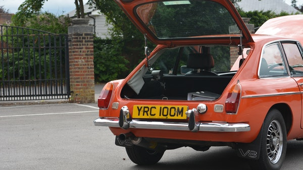 1974 MGB GT V8 For Sale (picture 56 of 170)