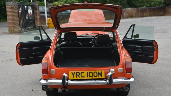 1974 MGB GT V8 For Sale (picture 51 of 170)